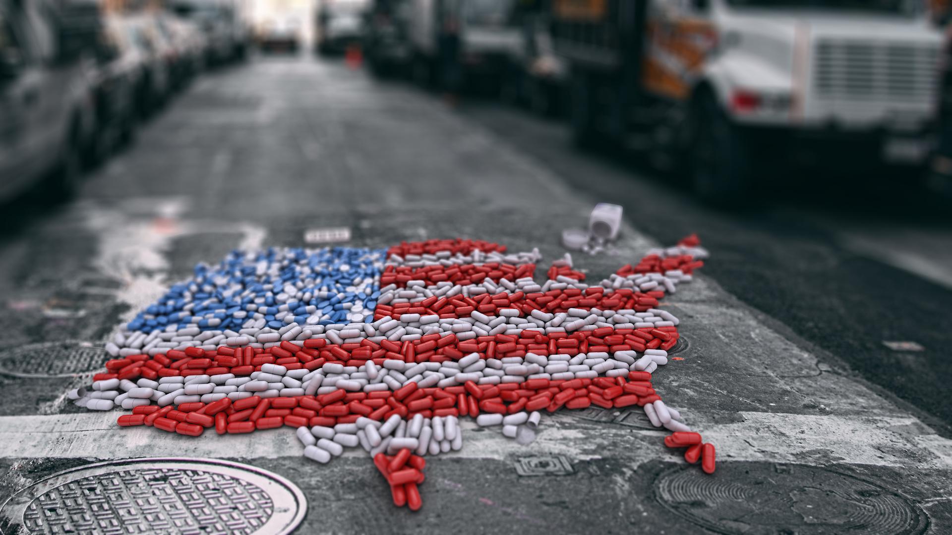 USA Opioid Crisis